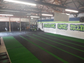 Top of the line 9000 Square ft. facility.